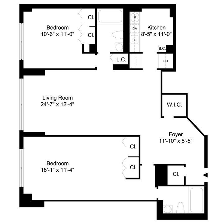 Barclay Downs Apartments For Rent: Luxury Manhattan Apartments For Rent