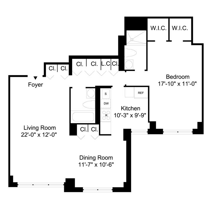 Belmont Park Apartments: Luxury Manhattan Apartments For Rent