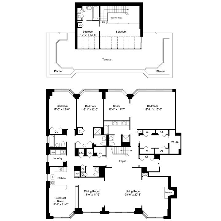 3 Bedroom Apartments In Manhattan: Luxury Manhattan Apartments For Rent