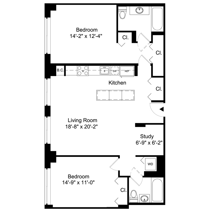 Tribeca Apartments For Rent: Luxury Manhattan Apartments For Rent